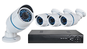 JOOAN TC-704NVR-4Y POE NVR IP CAMERA